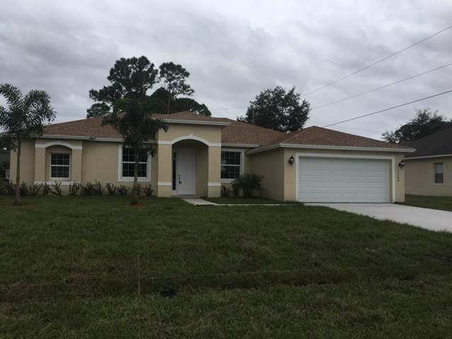 1662 SW Penrose Avenue, Port Saint Lucie, FL 34953 (MLS #RX-10575264) :: Laurie Finkelstein Reader Team
