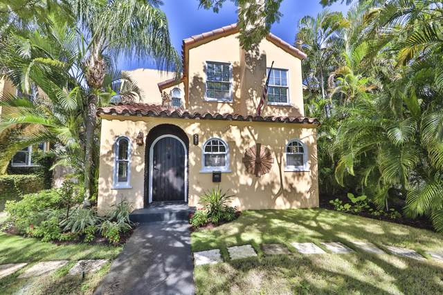 521 36th Street, West Palm Beach, FL 33407 (MLS #RX-10575371) :: Laurie Finkelstein Reader Team