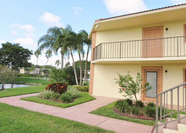 15234 Lakes Of Delray #261, Delray Beach, FL 33484 (#RX-10575405) :: Ryan Jennings Group