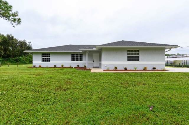 15162 85th Road N, Loxahatchee, FL 33470 (#RX-10575412) :: Harold Simon   Keller Williams Realty Services