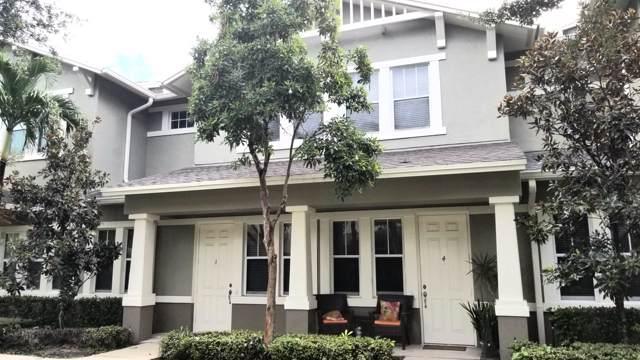 939 Millbrae Court #3, West Palm Beach, FL 33401 (#RX-10575442) :: Ryan Jennings Group