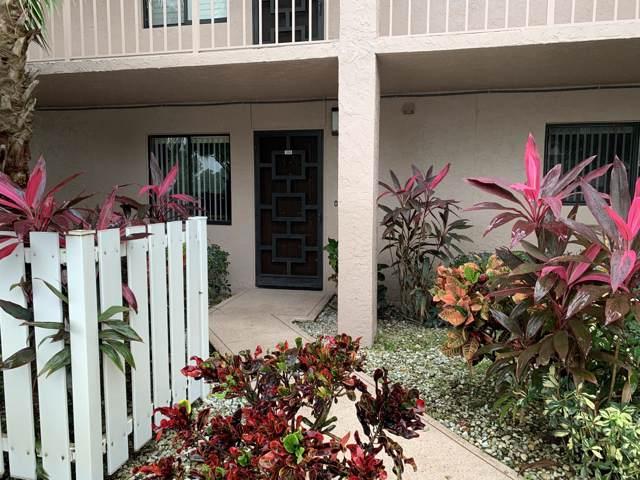 7280 Amberly Lane #104, Delray Beach, FL 33446 (#RX-10575457) :: Ryan Jennings Group