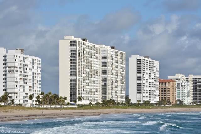 2800 S Ocean Boulevard 12-A, Boca Raton, FL 33432 (#RX-10575495) :: Ryan Jennings Group