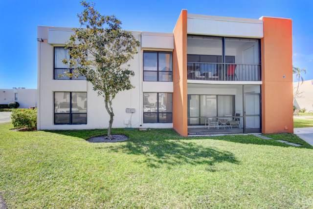 516 Osprey Drive 15C, Delray Beach, FL 33444 (MLS #RX-10575539) :: Berkshire Hathaway HomeServices EWM Realty