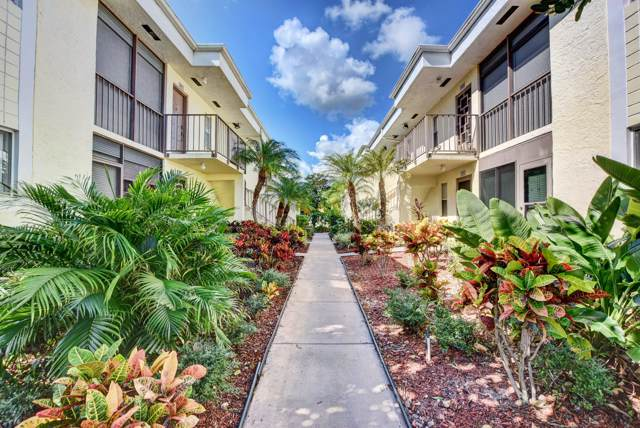 14905 Wedgefield Drive #101, Delray Beach, FL 33446 (#RX-10575694) :: Ryan Jennings Group