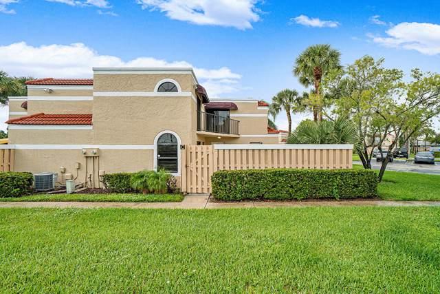 4065 Village Drive C, Delray Beach, FL 33445 (#RX-10575711) :: Ryan Jennings Group