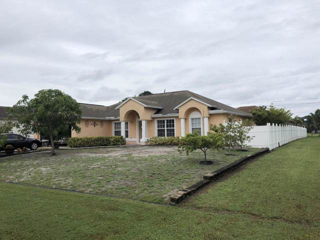 1055 SW Firestone Avenue, Port Saint Lucie, FL 34953 (#RX-10575743) :: The Reynolds Team/ONE Sotheby's International Realty