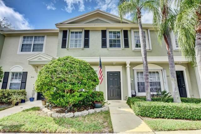 805 Kokomo Key Lane, Delray Beach, FL 33483 (MLS #RX-10575757) :: Berkshire Hathaway HomeServices EWM Realty