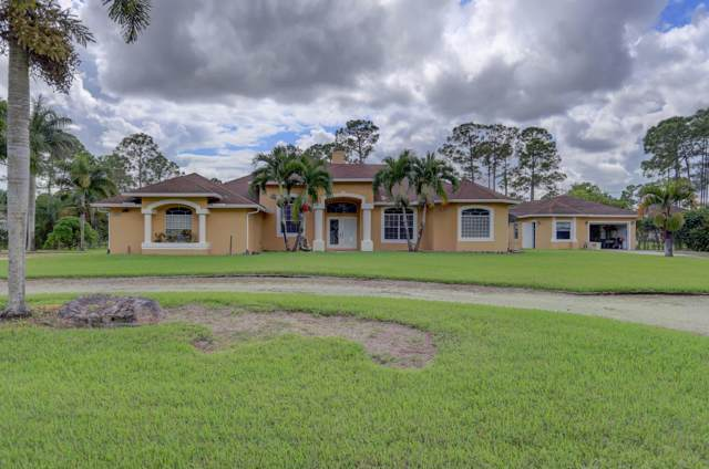 12366 86th Road N, The Acreage, FL 33470 (#RX-10575773) :: Harold Simon   Keller Williams Realty Services