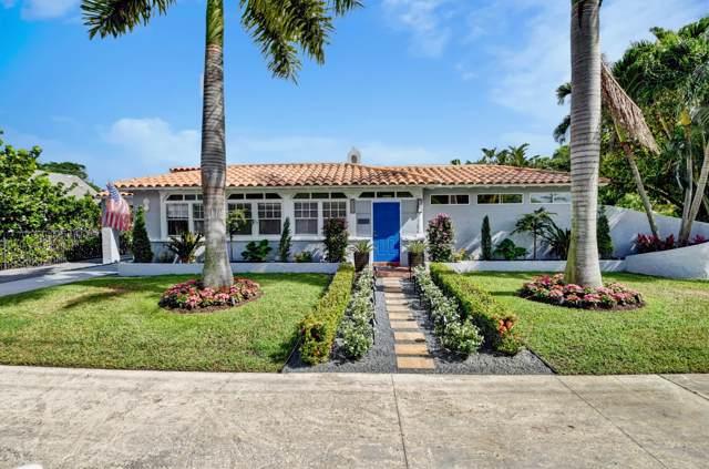 303 N Swinton Avenue, Delray Beach, FL 33444 (MLS #RX-10575820) :: Berkshire Hathaway HomeServices EWM Realty