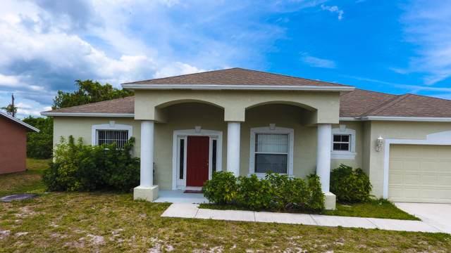 731 NW Treemont Avenue, Port Saint Lucie, FL 34953 (MLS #RX-10575840) :: Laurie Finkelstein Reader Team