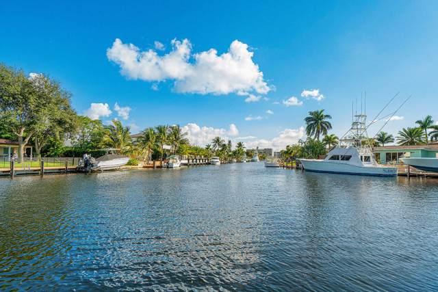 5000 NE 27th Avenue, Lighthouse Point, FL 33064 (#RX-10575844) :: Dalton Wade