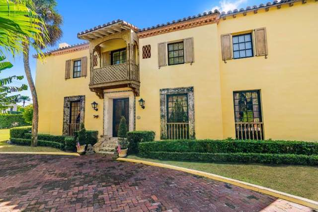 200 El Bravo Way, Palm Beach, FL 33480 (#RX-10575890) :: Ryan Jennings Group