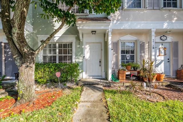 5517 Parade Place #40, Margate, FL 33063 (MLS #RX-10575897) :: Berkshire Hathaway HomeServices EWM Realty