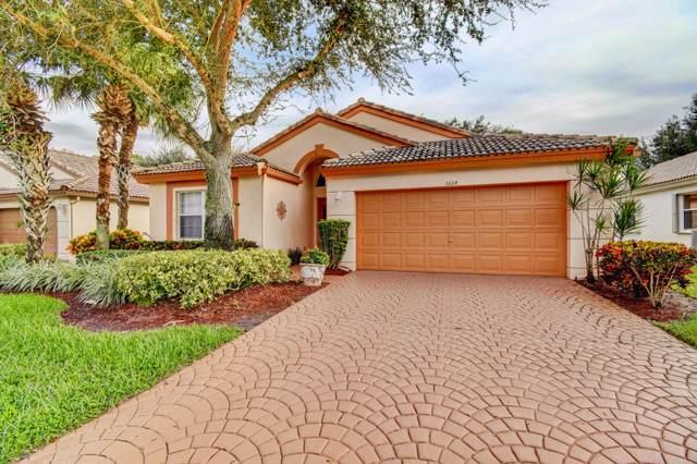 5664 Swaying Palm Lane, Boynton Beach, FL 33437 (#RX-10575913) :: Ryan Jennings Group