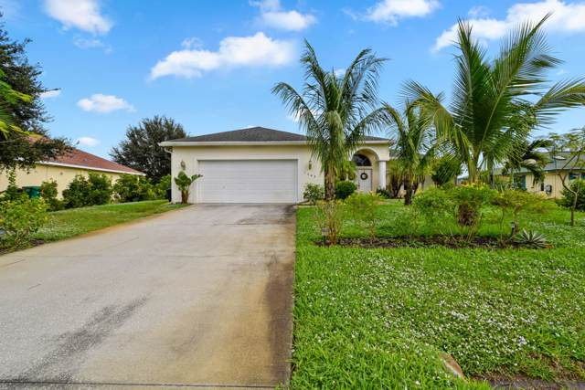 1549 SE Crowberry Drive, Port Saint Lucie, FL 34983 (MLS #RX-10575927) :: The Paiz Group