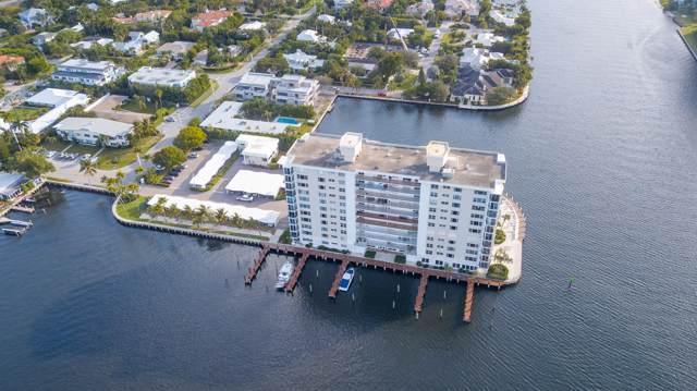 400 Seasage Drive #606, Delray Beach, FL 33483 (#RX-10575934) :: Ryan Jennings Group