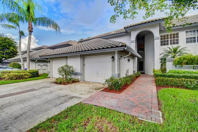 11699 Briarwood Circle #3, Boynton Beach, FL 33437 (#RX-10575978) :: Ryan Jennings Group