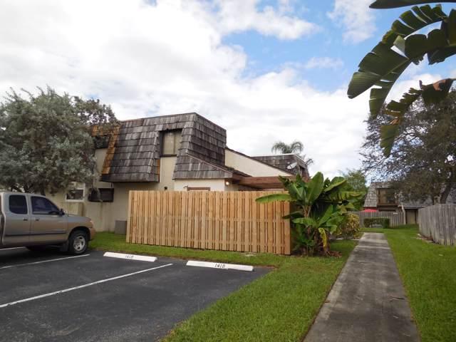 4127 Palm Bay Circle D, West Palm Beach, FL 33406 (#RX-10576107) :: Ryan Jennings Group