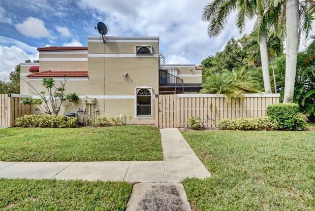 3765 Village Drive A, Delray Beach, FL 33445 (#RX-10576113) :: Weichert, Realtors® - True Quality Service