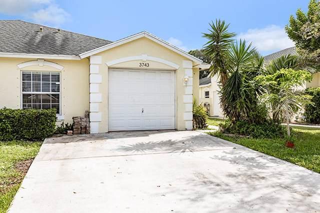 3743 Nyack Lane, Greenacres, FL 33463 (MLS #RX-10576174) :: Berkshire Hathaway HomeServices EWM Realty