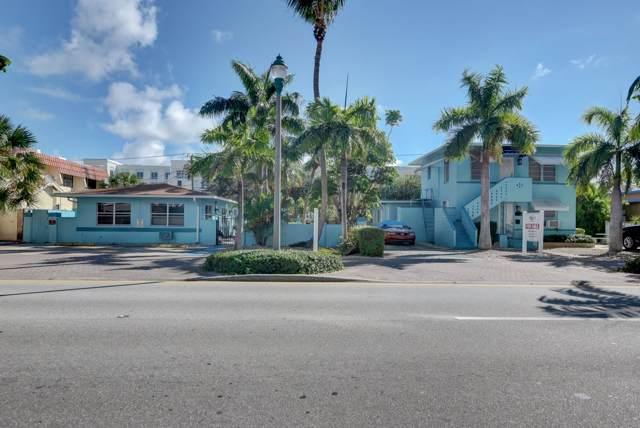 161 SE 5th Avenue, Delray Beach, FL 33483 (MLS #RX-10576225) :: Berkshire Hathaway HomeServices EWM Realty
