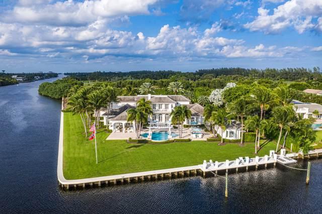 1428 N Ocean Boulevard, Gulf Stream, FL 33483 (MLS #RX-10576233) :: Berkshire Hathaway HomeServices EWM Realty