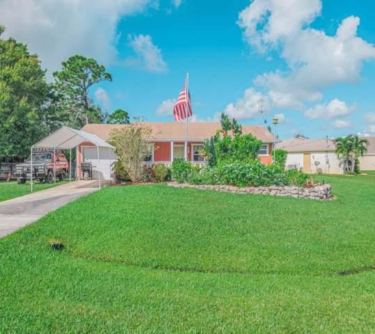 181 SW Christmas Terrace, Port Saint Lucie, FL 34984 (#RX-10576273) :: Ryan Jennings Group