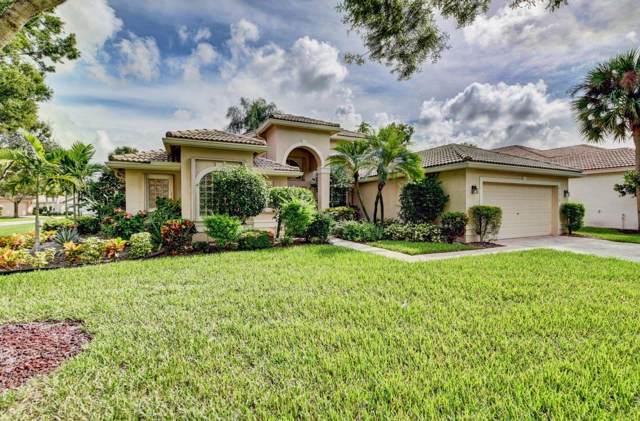 11516 Puerto Boulevard, Boynton Beach, FL 33437 (#RX-10576283) :: Ryan Jennings Group