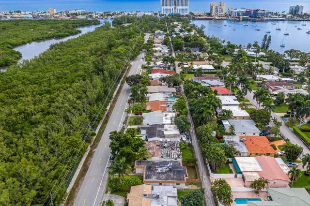930 Johnson Street, Hollywood, FL 33019 (MLS #RX-10576287) :: Castelli Real Estate Services