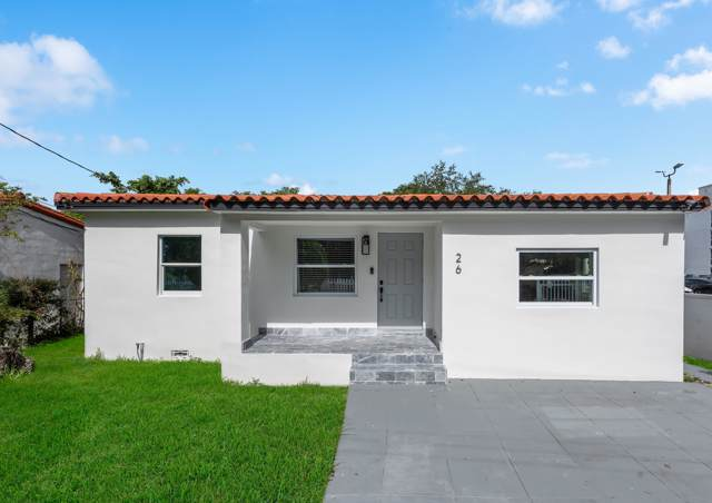 26 SW 39 Court, Coral Gables, FL 33134 (MLS #RX-10576292) :: Laurie Finkelstein Reader Team