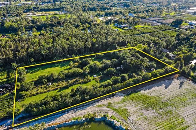 3255 C Road, Loxahatchee Groves, FL 33470 (#RX-10576307) :: Ryan Jennings Group