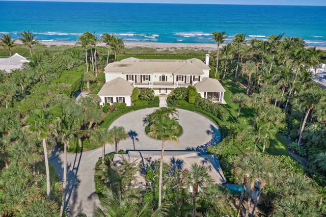 85 S Beach Road, Hobe Sound, FL 33455 (MLS #RX-10576346) :: Laurie Finkelstein Reader Team