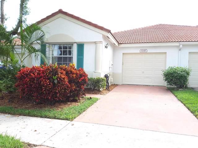 6148 Floral Lakes Drive, Delray Beach, FL 33484 (#RX-10576355) :: Ryan Jennings Group