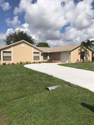 867 SW Canary Terrace, Port Saint Lucie, FL 34953 (MLS #RX-10576397) :: Castelli Real Estate Services