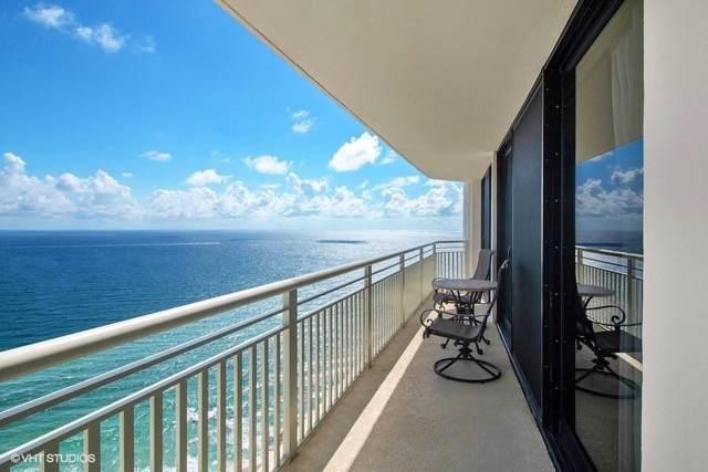 3000 N Ocean Drive 40-F, Singer Island, FL 33404 (MLS #RX-10576438) :: Berkshire Hathaway HomeServices EWM Realty