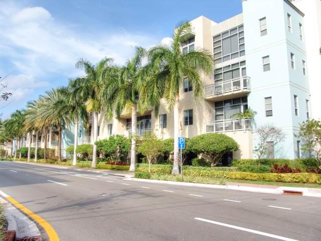 365 SE 6th Avenue #310, Delray Beach, FL 33483 (MLS #RX-10576447) :: Berkshire Hathaway HomeServices EWM Realty