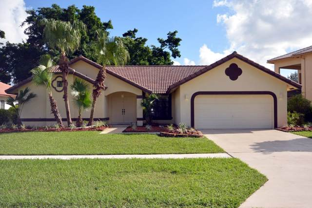 20105 Back Nine Drive, Boca Raton, FL 33498 (#RX-10576468) :: Ryan Jennings Group