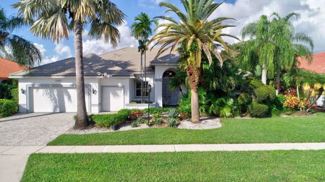 10494 Stonebridge Boulevard, Boca Raton, FL 33498 (#RX-10576475) :: Ryan Jennings Group