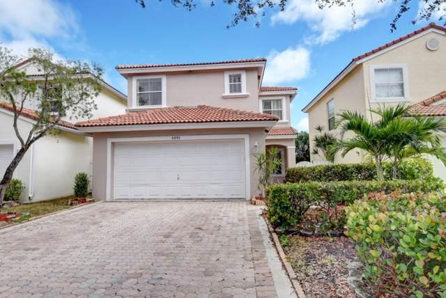 6892 Perdido Bay Terrace, Lake Worth, FL 33463 (MLS #RX-10576495) :: Berkshire Hathaway HomeServices EWM Realty