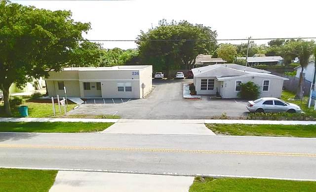 230 SE 23rd Avenue, Boynton Beach, FL 33435 (#RX-10576497) :: Ryan Jennings Group