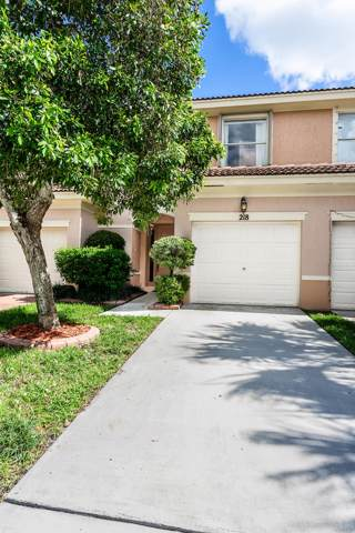 218 River Bluff Lane, Royal Palm Beach, FL 33411 (#RX-10576551) :: Weichert, Realtors® - True Quality Service