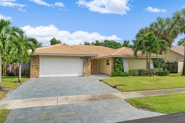 1355 NW 16th Street NW, Boca Raton, FL 33486 (#RX-10576578) :: Ryan Jennings Group