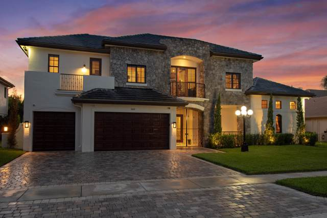 3609 Royalle Terrace, Wellington, FL 33449 (#RX-10576595) :: Ryan Jennings Group
