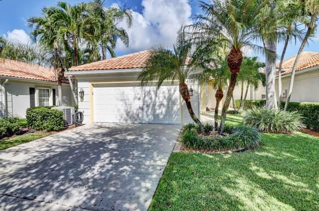 4783 Lakeland Drive, Delray Beach, FL 33445 (MLS #RX-10576596) :: Berkshire Hathaway HomeServices EWM Realty