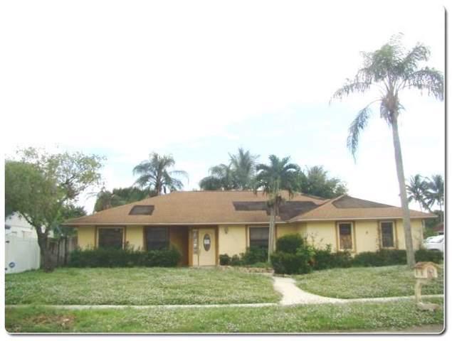 3851 Black Forest Circle, Boynton Beach, FL 33436 (MLS #RX-10576598) :: Berkshire Hathaway HomeServices EWM Realty