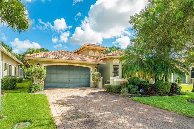 10046 Noceto Way, Boynton Beach, FL 33437 (MLS #RX-10576678) :: Castelli Real Estate Services