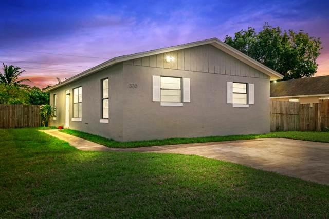 320 Walker Avenue, Greenacres, FL 33463 (#RX-10576707) :: Weichert, Realtors® - True Quality Service