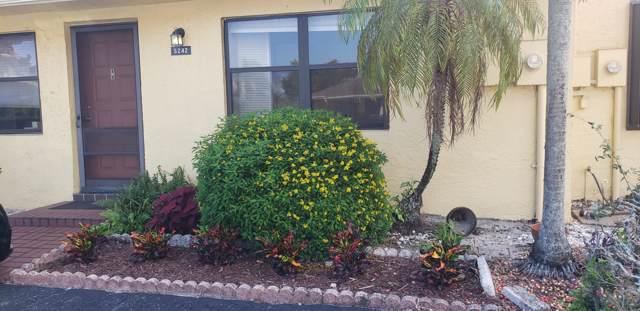 5242 Tennis Lane, Delray Beach, FL 33484 (MLS #RX-10576718) :: Berkshire Hathaway HomeServices EWM Realty