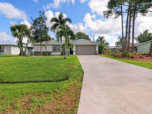 1441 SE Kirke Lane, Port Saint Lucie, FL 34983 (MLS #RX-10576753) :: Berkshire Hathaway HomeServices EWM Realty